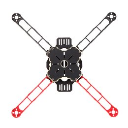 Chinese  Happymodel Totem Q380 380mm FPV 4 Axis Mini Quadcopter Frame Kit for CC3D Flight Control Board order<$18no track manufacturers