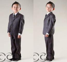 $enCountryForm.capitalKeyWord Canada - 2015 New Arrivals Handmade Boy's Formal Wear Gentle Three Pieces Wedding Party Formal Occasion Wearings Little Gentleman Must Have Suits