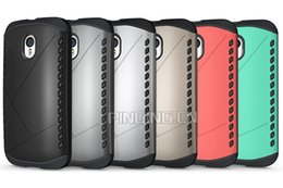 plastic moto Canada - Armor ShockProof cover Hybrid Heavy Duty Case For Motorola moto G4 Plus G4 PLAY Hard Plasitc Soft TPU