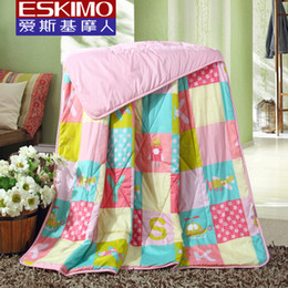 shipping girls quilt king size cotton quilt fabric summer bedspreads