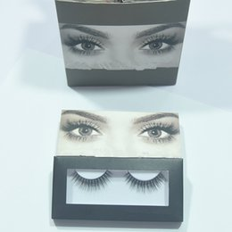 Top False Eyelashes Australia - 2017 top False Eyelashes Eyelash Extensions handmade Fake Lashes Voluminous Fake Eyelashes For Eye Lashes Makeup a56