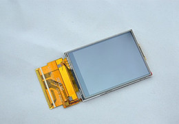 Tft Lcd Touch Screen Module Canada - 100PCS LOT 2.8-inch TFT LCD module with touch screen 2.8inch lcd module order<$18no track