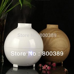 $enCountryForm.capitalKeyWord Canada - Ultrasonic Aroma Diffuser Humidifier 2006A Aromatherapy Purifier Mute Negative Ion Wood Grain Mist For Home Office Free Shipping