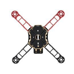 China Brand Totem Q250 250mm 4 Axis Mini Quadcopter Frame Kit for FPV Aerial Photography order<$18no track cheap fpv quadcopter frames suppliers