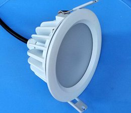 Waterproof Remote Control Light Switch Canada - Factory Hot sale 10W 12W 15W IP65 Dimmable led recessed down light Warm White White Cold White waterproof led CE&ROHS certificate