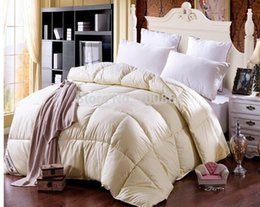 king size winter duck down comforter quiltwinter duck 37kg fillerqueen kingfiller duck feather quilt - Down Comforter Queen