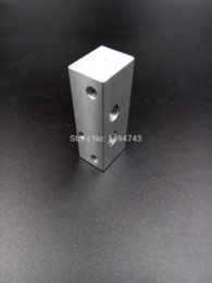 $enCountryForm.capitalKeyWord NZ - New type ! 5pc  lot Aluminum fixed block for 3D printer extruder MK7 MK8 . block connection
