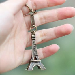 $enCountryForm.capitalKeyWord Canada - Torre Eiffel Tower Keychain For Keys Souvenirs, Paris Tour Eiffel Keychain Key Chain Key Ring Decoration Key Holder Porte Clef
