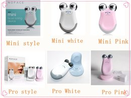 Wholesale Nuface Trinity PRO mini style Facial Toning Kit VS Mia2 Mia Fit Alpha Fit Hair Removal Tripollar Stop Fast Sending