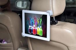 Nuovi comodi poggiatesta posteriori per automobili posteriori per veicoli commerciali Staffa per ipad2345air ipad mini234 tutti gli altri tablet universale A