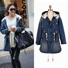 Womens Denim Jacket Fur Collar Online | Womens Denim Jacket Fur ...
