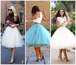 Robes En Tutu Bleu Royal Pas Cher-Cheap Price High-quality White Sky Blue Tutu Robe jupe Robes de soirée Robe 2016 Femmes Girl Special Occasion cocktail Robe Homecoming