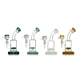 """Smoking Lips UK - Small Bongs Glass Water Bong Smoking Pipe With Colorful Lips Glass Pipes For Smoking Oil Rig 8"""""""