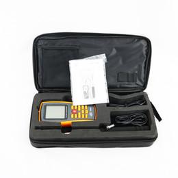 Digital Air Flow Meters NZ - BENETECH GM8903 Portable Hot Wire Digital Anemometer Air Temperature Meter Wind Speed Flow Tester