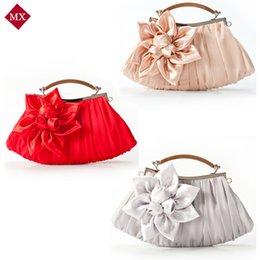7b9c292ed4fe Wholesale-Solid Design 2016 Evening Bag Flower Bride Bags Purse Full Dress  Party Handbag Wedding Clutch Women Party Purse Lady Gift