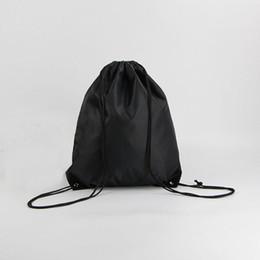 $enCountryForm.capitalKeyWord Canada - Eonpin Nonprinting Drawstring school bags waterproof Backpack folding bags Marketing Promotion drawstring shoulder bag shopping bags