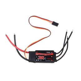China 30A Brushless ESC Original Emax Simonk Speed Controller RC Accessory for DJI F450 F500 F550 RC Multicopter Quadcopter order<$18no track supplier speed controller esc for brushless suppliers