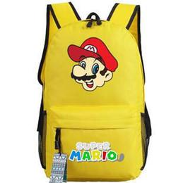 $enCountryForm.capitalKeyWord Canada - Eat mushroom backpack Super mario day pack Cool worker school bag Game packsack Quality rucksack Sport schoolbag Outdoor daypack
