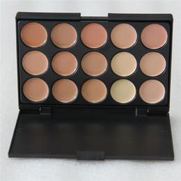 $enCountryForm.capitalKeyWord Canada - New 15 Color Beauty Salon Professional Face Cream Makeup Concealer Contour Palette Sets Y861-B