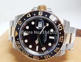 luxury watches s 2019 - Luxury Watches Stainless Steel Bracelet Automatic S S 18K II Ceramic Bezel Ref 116713 WATCH MENS WATCHES cheap luxury wa