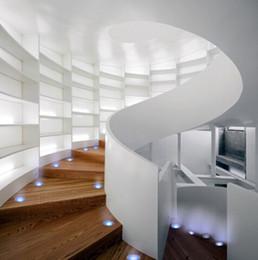 Venta al por mayor de Venta al por mayor LED Kit de lámparas de cubierta Mini LED Steps Lights Acero inoxidable Plinth Llight 0.3W Ahorro de energía LED brillante