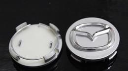 4pcs 56mm Automobile Logo Hubcap For Mazda 2 3 4 5 6 Cx-3 Cx-4 Cx-5 Cx-7 Mx-5 Cx-8 Wheel Hub Cover Sticker Rim Wheel Center Cap To Win A High Admiration Auto Replacement Parts Wheel Center Caps