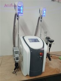 Traitements De La Cellulite Pas Cher-Traitement de cryo de l'UE 3different exempt d'impôt Cavitation ultrasonique Cryotherapy Grosse congélation Froid Minceur Cellulite Réduction Machine de contour du corps