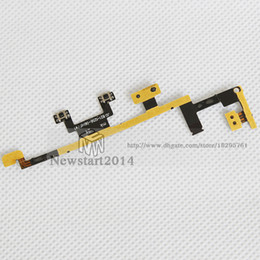 $enCountryForm.capitalKeyWord Canada - for iPad 3 4 High Quality 100% Tested Power Button ON OFF Switch Volume Button Key Flex Cable Replacement Spare Parts