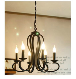 $enCountryForm.capitalKeyWord Canada - 2015 chandelier kitchen lights Pendant Lamp for dining room E27 Bulbs Beat Light Ceiling Lamp Iron White Black house lights Home Decoration
