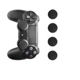 Chinese  Hot Sale 4Pcs Silicone Gel Thumb Grips For Sony PS3 PS4 XBOX One 360 Controller Puscard order<$18 no tracking manufacturers
