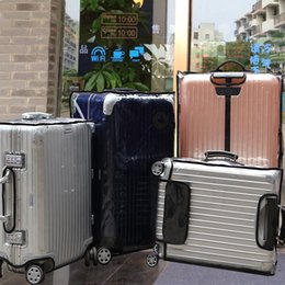 "for Rimowa Luggage Cover, Fits Rimowa Salsa SIZE 20"" 26'' 28'' 30'' 32"" Case Protective Skin Cover factory outlet custom Luggage accessory"