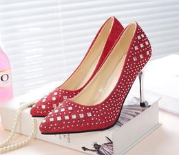 $enCountryForm.capitalKeyWord Australia - luxury The crystal Wedding shoe Silver Stiletto heels with bride shoes diamond High heels Formal dress shoes 34-39