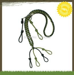Бесплатная доставка True Adventure Game Calls Lanyard 6 Loop Hunting Duck Call Lanyard