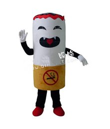 $enCountryForm.capitalKeyWord Canada - 2016 New Arrival Custome Smoke Mascot Costume Cigarette Tobacco Pimp Stick Burn Coffin Nail Free Shipping