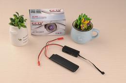 CCtv dvr board online shopping - WIFI network mini Module board camera DIY Module pinhole camera home CCTV camera Security Surveillance Mini DVR