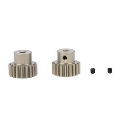Chinese  2pcs 32DP 19T Pinion Motor Gear for RC Car Brushed Brushless Motor order<$18no track manufacturers