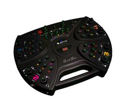 HOT JOYO Rock House Mute Musik Übungssystem 5-Spieler Übungsstation Effekte wie Reverb, Delay, Chorus und Flanger