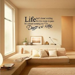 Love Moment Canada - LIFE Quote Letter Words Live every moment,Laugh every day, Love beyond words LIVE LOVE LAUGH WALL ART STICKER