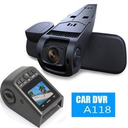H Camera Canada - 2015 Free Shipping Blueskysea DVR B40 A118 Novatek 96650 AR0330 6G 170 Degree Lens H.264 1080P Mini Car Dash Car Camera Car DVR