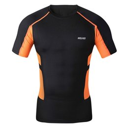 $enCountryForm.capitalKeyWord Canada - ARSUXEO 2016 Men Short Sleeves 4 Styles Cycling Jersey Tops Mixed Colors Polyester Lycra Bike Tops Stretchy Bicycle Wear Cheap Sportswear