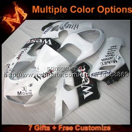$enCountryForm.capitalKeyWord Canada - 23colors+8Gifts WEST WHITE ZX6R 2005 2006 motorcycle cowl For Kawasaki Ninja zx-6r 05 06 ZX 6R ZX636 2005 2006 ABS Plastic Fairing