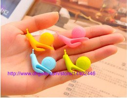 snail tea NZ - 2000pcs Cute Mini Snail Shape Silicone Tea Bag Holder Cup Mug Candy Colors Gift Set Gifts