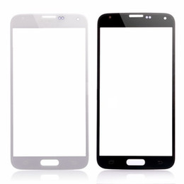 $enCountryForm.capitalKeyWord NZ - S5 Outer Front Glass Lens Screen Digitizer Touch Screen Cover touch panel screen Glass For Samsung Galaxy S5 I9600