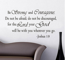 $enCountryForm.capitalKeyWord Canada - Christian Inspirational Quotes Vinyl Lettering Wall Stickers 8127 Decals for Living Bedroom Home Decoration English Quote