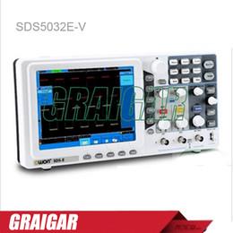 S lan online shopping - SDS5032EV OWON digital oscilloscope USB LAN VGA Dual Channels digital storage oscilloscope MHz bandwidth MS s SDS5032E V