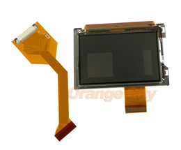 lcd screen adapter UK - Original 32pin for GBA Gameboy Advance display LCD Screen Using on for GBA SP Console Ribbon Cable adapter