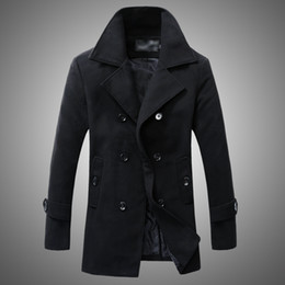 Discount Long Mens Duffle Coats | 2017 Long Mens Duffle Coats on ...