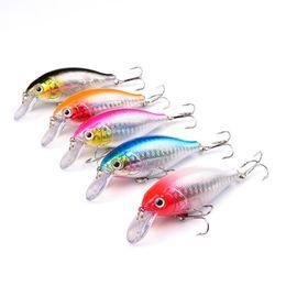 Japan Fishing Lures Wholesale Canada - 2016 Brand Lifelike VIB Freshwater Fishing Lure 7CM 13.4G Pesca Hooks Fish Wobbler Tackle Crankbait Artificial Japan Hard Bait