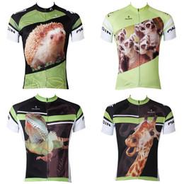 $enCountryForm.capitalKeyWord Australia - Wholesale-2015 paladin new men's giraffe cycling jersey ciclismo mountain bike clothing cool design bicycle jersey