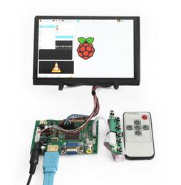 """$enCountryForm.capitalKeyWord Canada - HDMI VGA 2AV 50PIN TTL DS Controller Board Module with Remote Control IR LED+7""""inch 1280*800 N070ICG-LD1 HD LCD Display"""
